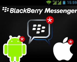 Bagaimana nasib BBM asli dari Blackberry??
