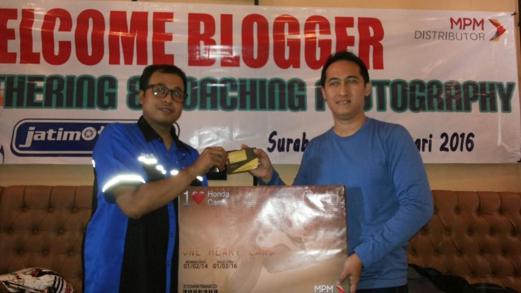 Gathering Blogger & Coaching Photography, with PT. MPM – Jatim
