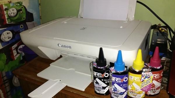 Sun TInta Printer