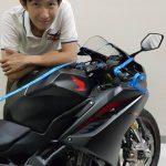 Pemilik Pertama Honda CBR250RR