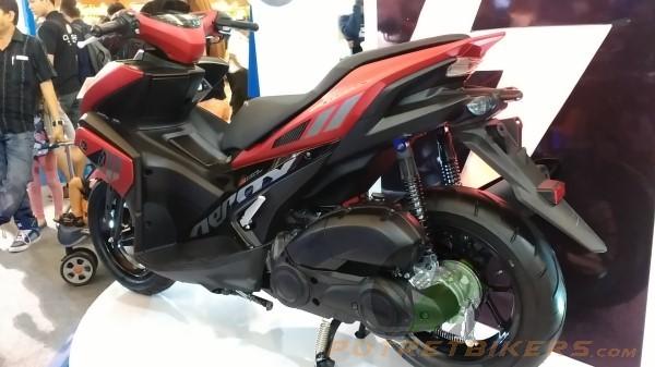 Harga Yamaha Aerox 155 Vva Dan Simulasi Kreditnya Untuk Wilayah