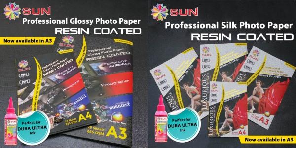 Sun Profesional Silk Photo Paper