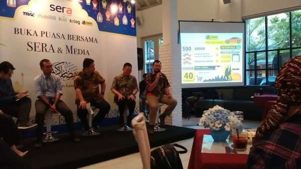 Buka Puasa Bersama SERA & MEDIA 2017 (24)