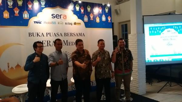 Buka Puasa Bersama SERA & MEDIA 2017 (30)